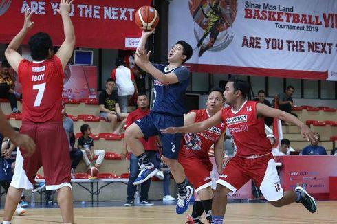 Basket Antarmedia, Partai Final Masih Ulangan Musim Lalu