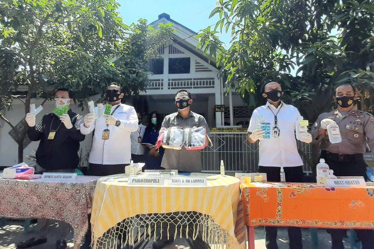 Polda Banten bongkar klinik kecantikan ilegal di Kota Serang