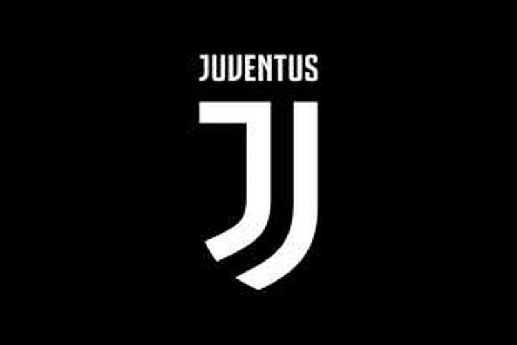 Logo baru Juventus dirilis pada Senin, (16/1/2017).