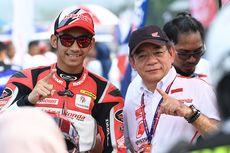 Gantikan Dimas Ekky, Andi Gilang Akan Turun di Moto2 GP San Marino