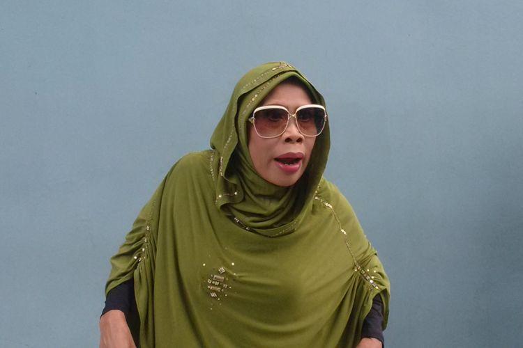 Omaswati saat dijumpai di Gedung Trans, Mampang Prapatan, Jakarta Selatan, Selasa (18/9/2018).