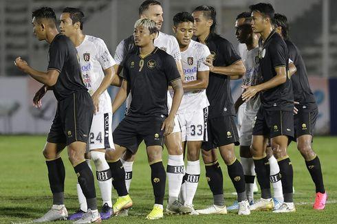 Timnas U23 Indonesia Vs Bali United, Gol Koko Ari Tambah Keunggulan Garuda Muda