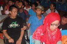 Malaysia Deportasi 42 TKI Ilegal Melalui Nunukan
