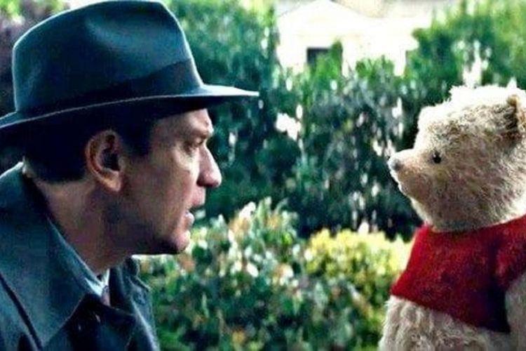 winnie the pooh muncul kembali dalam film christopher robin