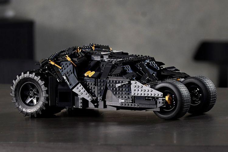 Lego tumbler Batman
