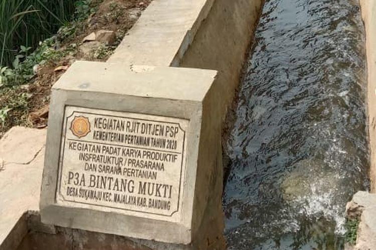 RJIT di Desa Sukamaju, Kecamatan Majalaya, Kabupaten Bandung.