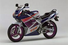 Cara Meminang Motor Sport Retro Yamaha TZM 150
