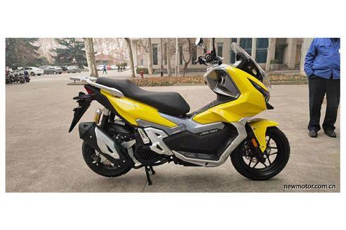 Lihat Kembaran Honda ADV 150 dari China