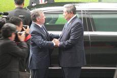 Gerindra: Raja Jordania ke Indonesia Ingin Bertemu Ulama, Bukan Undangan Presiden