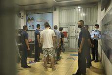 Napi Cai Changpan Lubangi Kamar Tahanan dengan Sekop untuk Kabur dari Lapas Tangerang