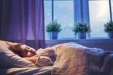 Tidur Malam dengan Lampu Mati Bikin Tubuh Lebih Sehat