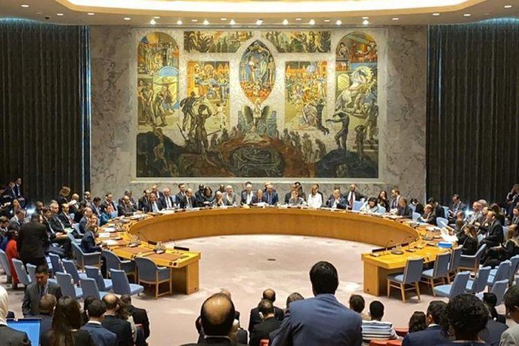 Bertemu DK PBB, Menlu Retno Sampaikan Tiga Poin Pemberantasan Terorisme
