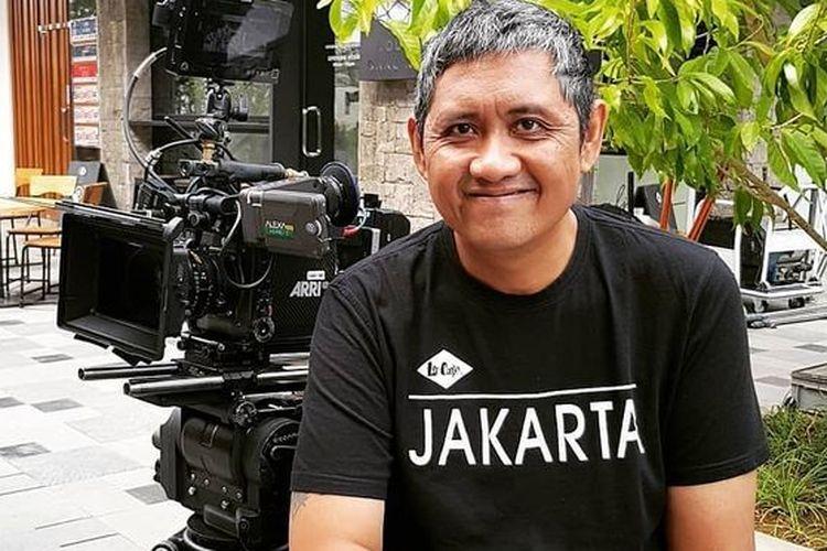 Sutradara Monty Tiwa dok. Instagram Monty Tiwa