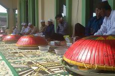 Tradisi Nganggung Sambut Tahun Baru Islam, Makan Bersama Pakai Dulang