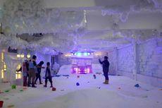 Main Salju di Malang, Frozen World Hadirkan Suasana Seperti Kota Harbin