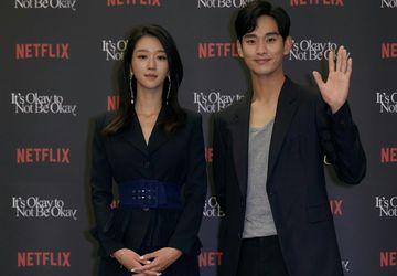 Naskah Akhir Drama Korea It's Okay To Not Be Okay Selesai Digarap