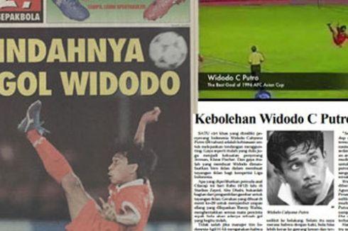 Kebanggaan Aji Santoso Setelah Gol Widodo CP Terpilih Sebagai yang Terbaik di Piala Asia