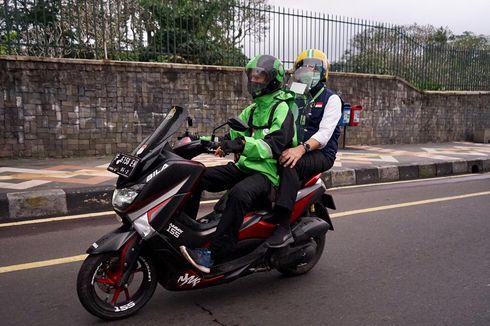 PSBB Jakarta, Ojek Online Berharap Tetap Diperbolehkan Bawa Penumpang