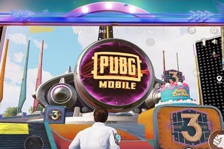 Ilustrasi update 1.3 PUBG Mobile Hundred Rhythm.