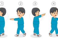 6 Unsur Senam Irama atau Gerak Berirama