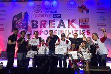 Perkenalan Teknologi Elektrifikasi Lewat Toyota Jamboree 2019
