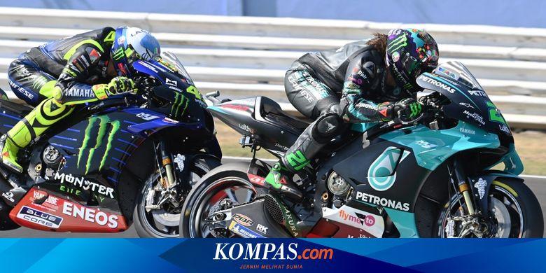 Dikalahkan Muridnya pada MotoGP San Marino, Rossi: Kami Memelihara Ular