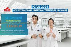 Felicia, Peneliti Muda Indonesia Raih Medali Perak di iCAN 2021
