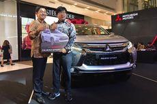 Mitsubishi Umumkan Pemenang Gebyar Hadiah Akhir Tahun