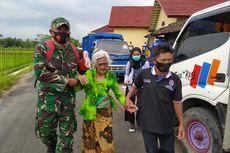 Potensi Bahaya Gunung Merapi Berubah, 121 Pengungsi di Magelang Kembali ke Rumah