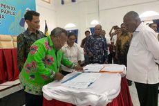 4 Pemda di Papua Tanda Tangani Kesiapan Penyelenggaraan PON XX