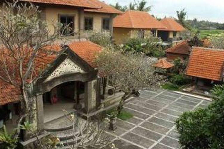 Desa Mas di Ubud, Bali.
