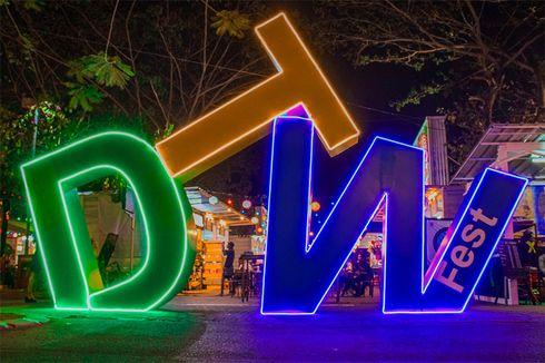 Keseruan Selebrasi Generasi Kekinian di Downtown Walk Festival 2019
