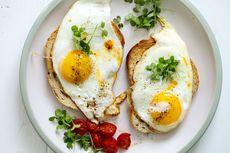 7 Manfaat Sarapan Telur yang Sayang Dilewatkan