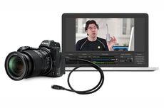 Kamera DSLR dan Mirrorless Nikon Kini Bisa Dipakai Video Call