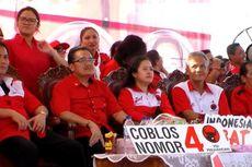 Gubernur Kalteng Teras Narang Dijagokan Masuk ke Kabinet Jokowi-JK