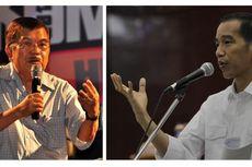 JK Dianggap Tak Cocok Berpasangan dengan Jokowi