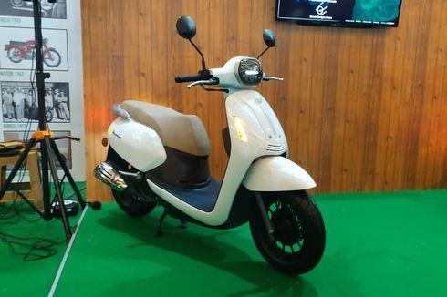[VIDEO] Skuter Anyar Kelas 125 cc, Benelli Panarea