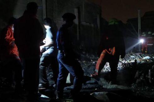 Kebakaran di Jatinegara Diduga Bersumber dari Kompor