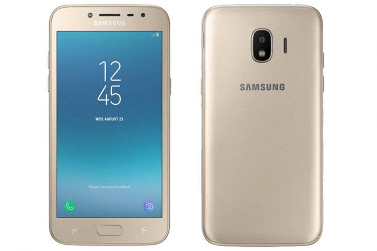 Samsung Galaxy J2 Pro (2018).