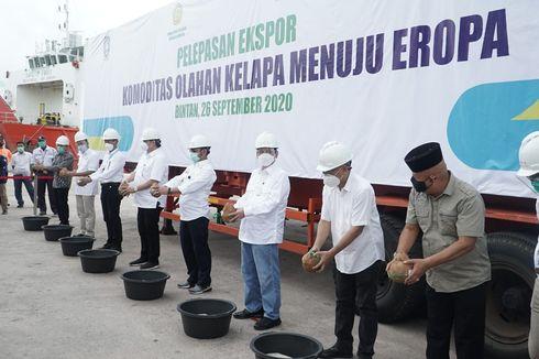 Indonesia Ekspor Santan Kelapa ke Jerman