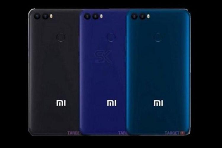 Bocoran gambar Xiaomi Mi Max 3.