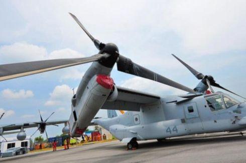 Indonesia beli MV-22 Osprey, Negara Mana Lagi yang Beli?