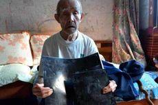 Sebutir Peluru Bersarang di Perut Veteran China Selama 60 Tahun
