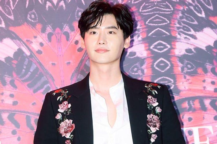Bintang drama asal Korea Selatan Lee Jong Suk