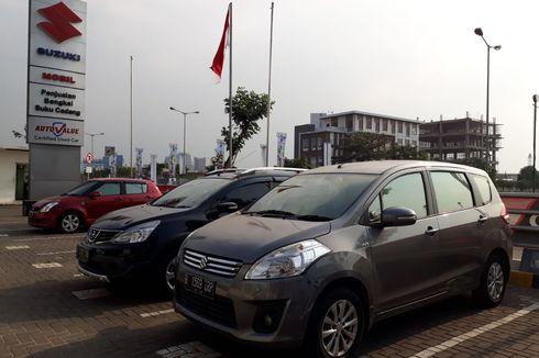 Permintaan Mobil Bekas Turun 40 Persen di Situs Online