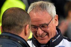 Aneh, Ranieri Justru Senang saat Leicester Terancam