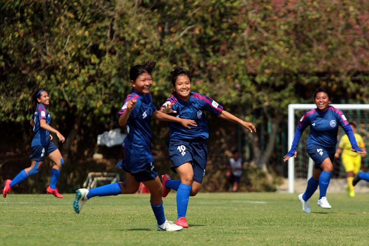 Tim Liga 1 2019 Putri, Arema FC.