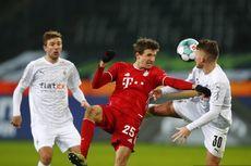 Gladbach Vs Bayern Muenchen - Die Fohlen Comeback, Lewandowski dkk Tumbang
