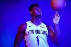 Cetak 29 Poin dalam 27 Menit, Zion Williamson Gemparkan Pramusim NBA