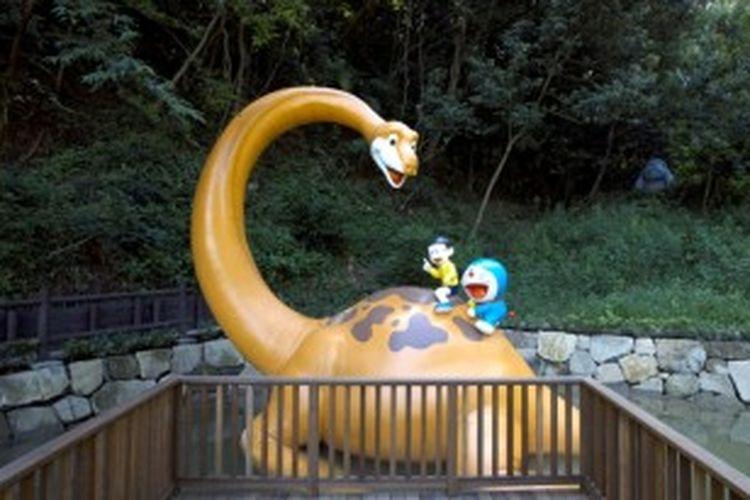 Museum Doraemon di Jepang
